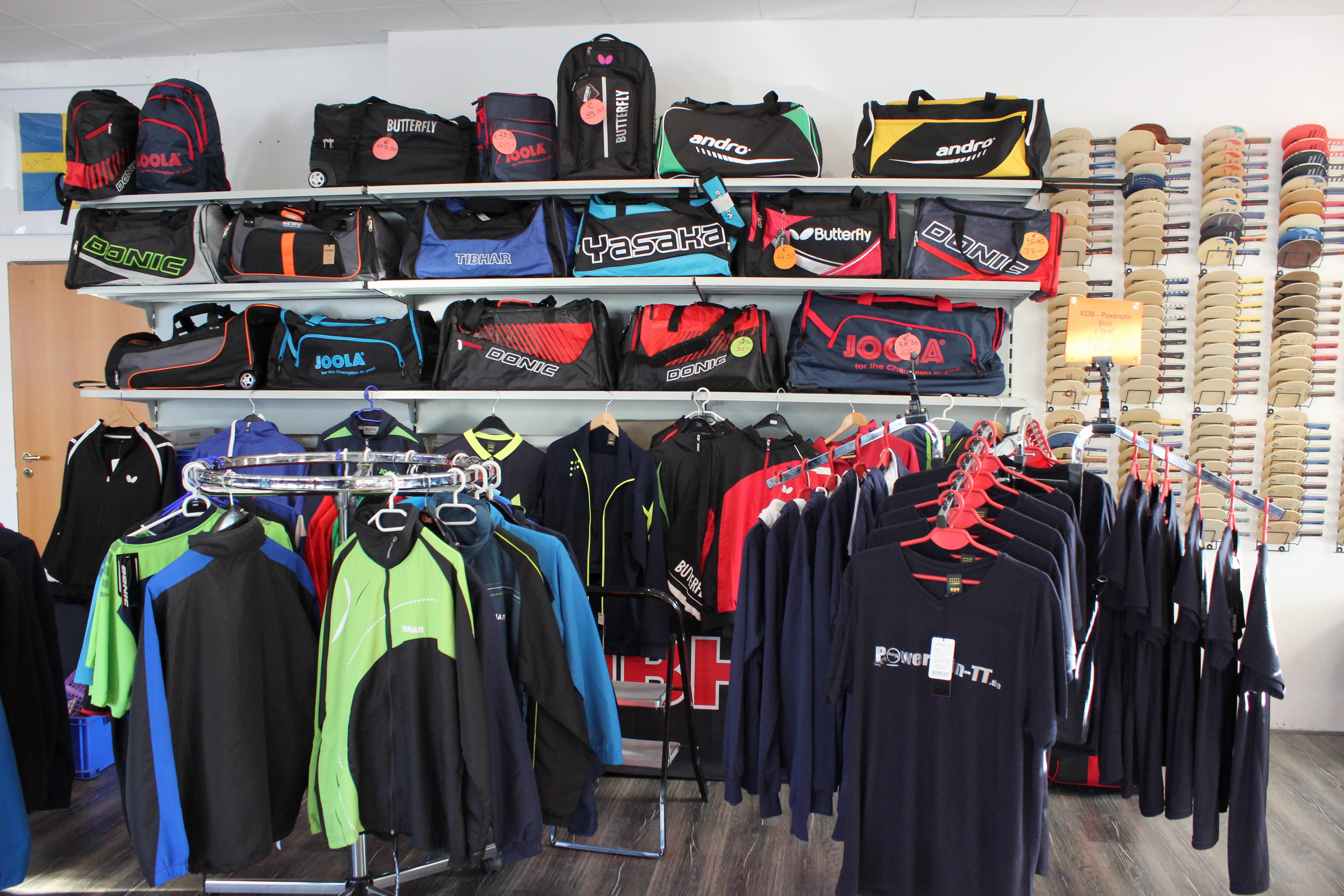 Tischtennis Shop Bremen