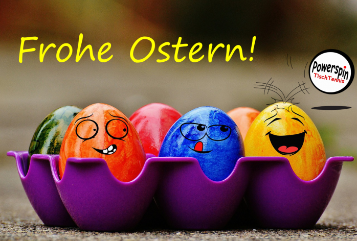 Frohe Ostern 2017!