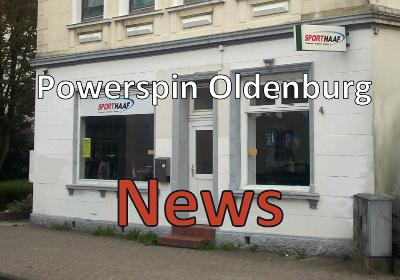 Powerspin Oldenburg News