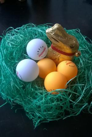 Frohe Ostern 2015!