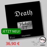 Metal TT - DEATH (Langnoppenbelag)